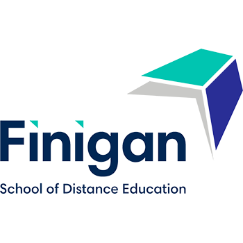 Finigan School of Distance Education logo